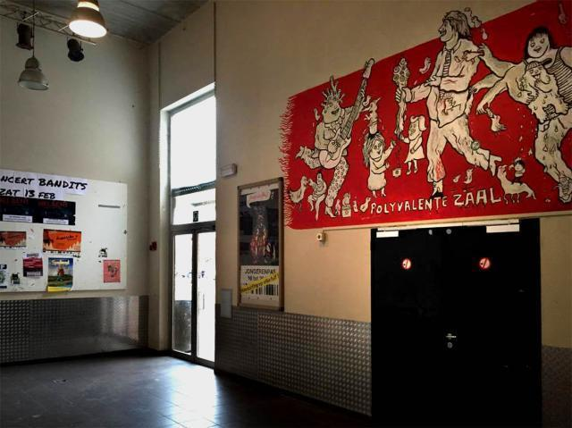 Talent voor nieuwe muurschildering lier belicht - Nieuw muurschildering ...
